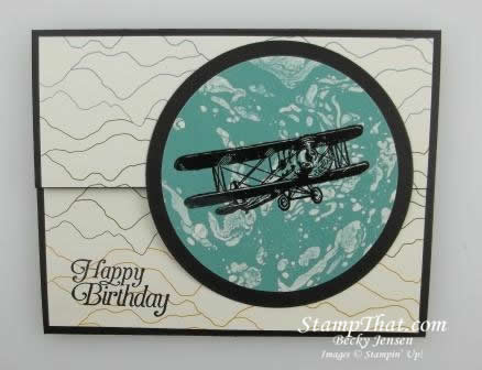Sky is the Limit stamp set