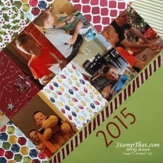 Scrapbook Christmas 2015