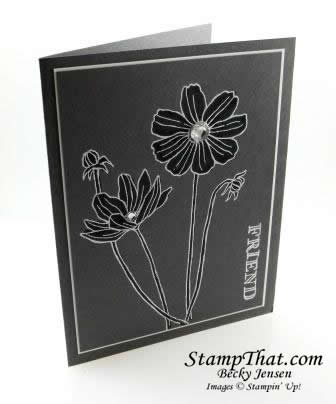 Stampin' Up! Helping Me Grow