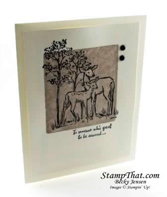 In the Meadow Stampin' Up! Stamp Set