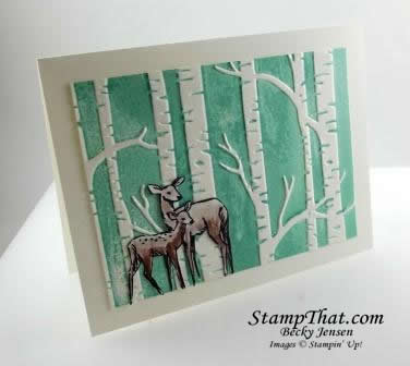 Stampin' Up! In the Meadow