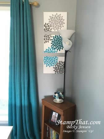 Stampin' Up! Decor