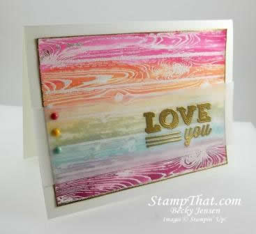 Cheerful Handmade Card