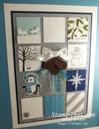 Stampin' Up! Sampler