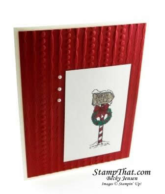 Stampin' Up! Magical Christmas