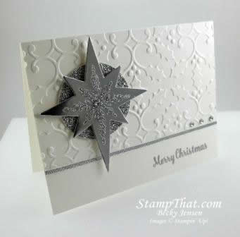 Star of Light Christmas Stamp Set