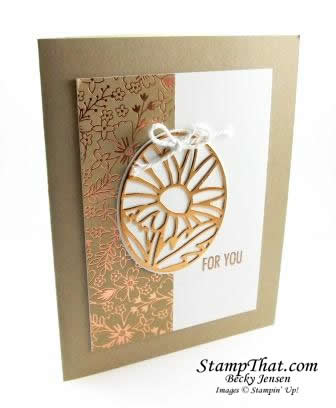 Timeless Tags Dies from Stampin' Up!