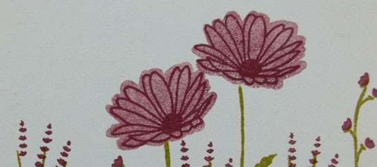 Daisy Delight Stamp of the Month Class Tomorrow