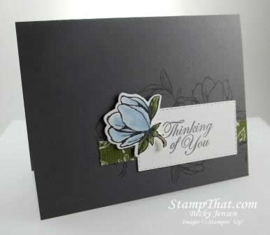 Magnolia from Stampin' Up!