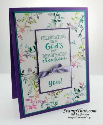 Stampin' Up! Hold on to Hope