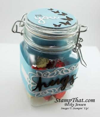 Christmas Gift Jar