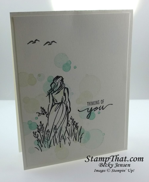 Stampin' Up! Beautiful Moments stamp set