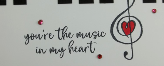 You're the Music in My Heart