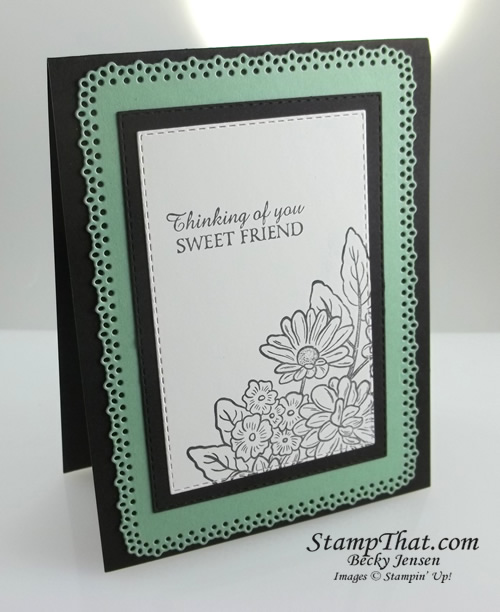 Stampin' Up! Ornate Style stamp set