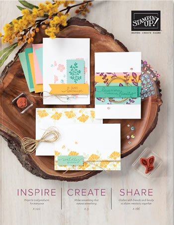 Stampin' Up! 2020 Catalog