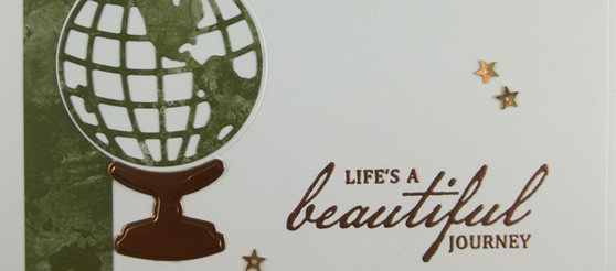 Life is a Beautiful Journey Card