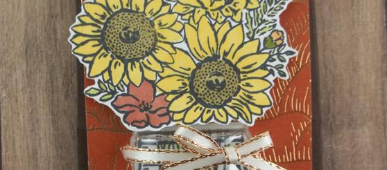 Above & Beyond Jar of Flowers