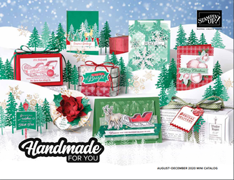 Stampin' Up! Holiday Catalog 2020