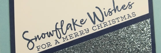 Snowflake Wishes for a Merry Christmas