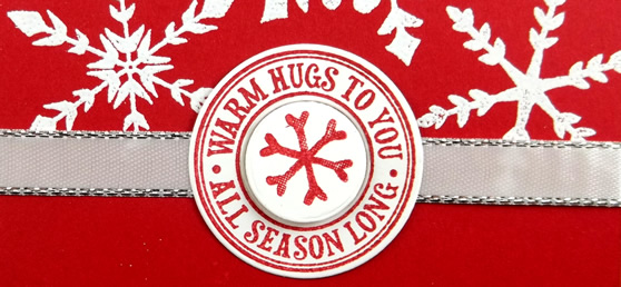 Warm Hugs to You All Season Long