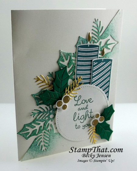 Stampin' Up! Sweetest Time