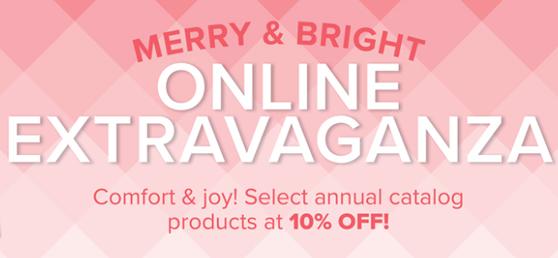 2020 Online Extravaganza Sale!