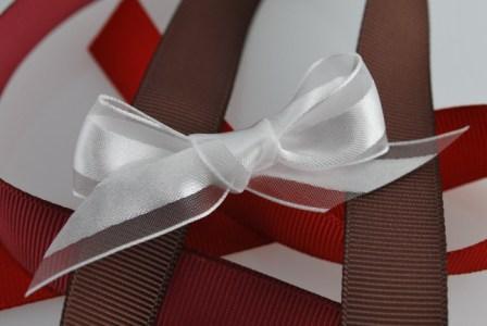 Stampin' Up! ribbon share