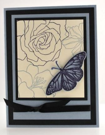 Fifth Avenue Floral and Beautiful Butterflies