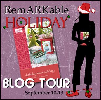 Stamping blog tour