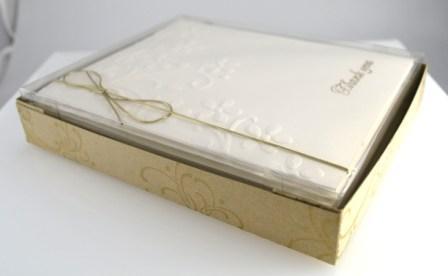 Wedding Sweet Handmade Box