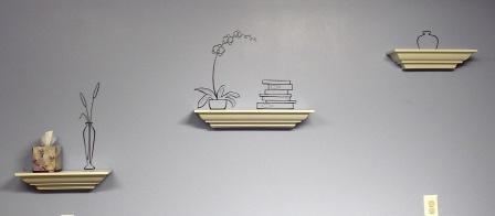 Stampin' Up! Shelf Life Decor Elements