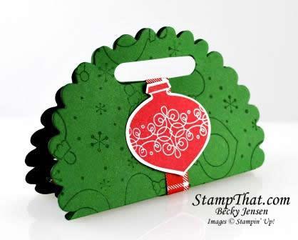 Handmade Christmas Treat Project