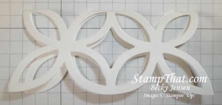 Stampin' Up! Exclusive Die