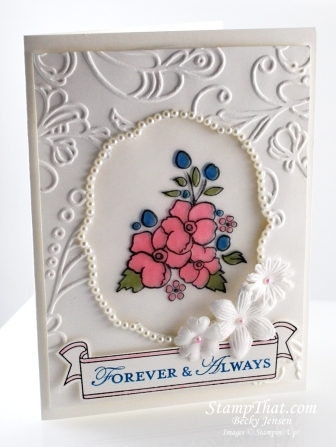 Stampin' Technique Class Sample