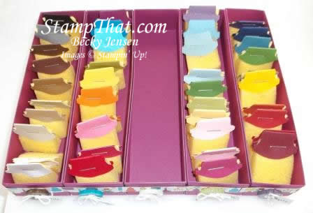 Stampin' Sponge Storage – You Could Win One!