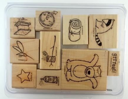 Retired Stampin' Up! Stamp Sets for Sale – June 2012