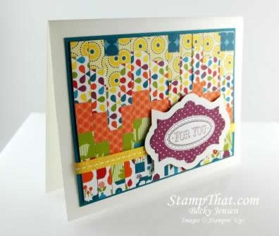 Layered Labels & Summer Smooches