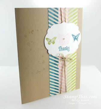 Kindeness Matters Handmade Card