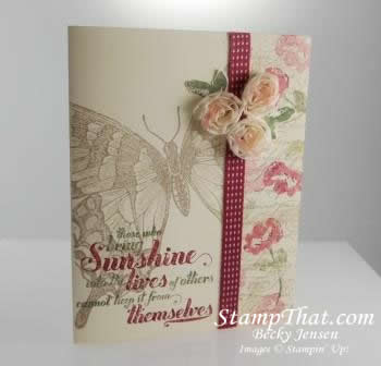 Stampin' Up! Oh Hello stamp set