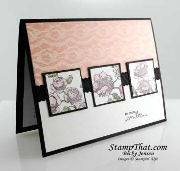Stampin' Up! Elements of Style stamp set
