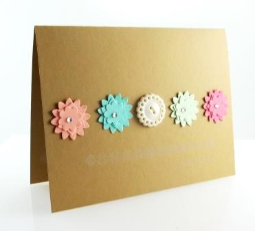 Stampin' Up! In Color Card