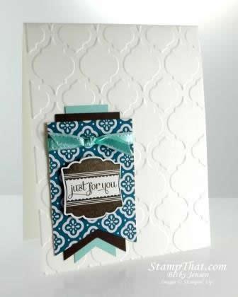 Label Love Handmade Card