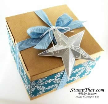 Stampin' Up! Extra-Large Gift Boxes