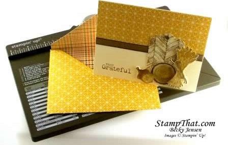 New Envelope Punch Board