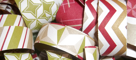Season of Style Christmas Wreath