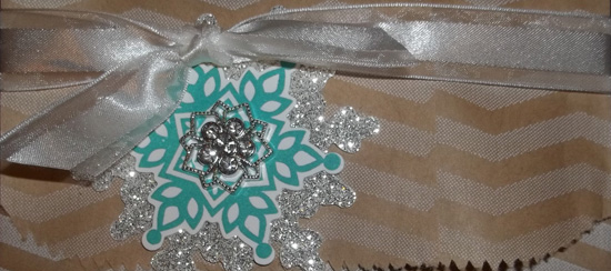 Handmade Christmas Packaging Under the Tree