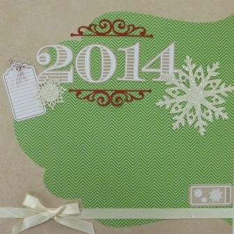 Scrapbook layout kit for sale