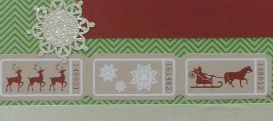 Snowflake Season Simply Scrappin' Kit