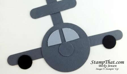 Stampin' Up! Punch Art