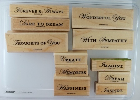 Loving Thoughts - Wood Mount - $24.00